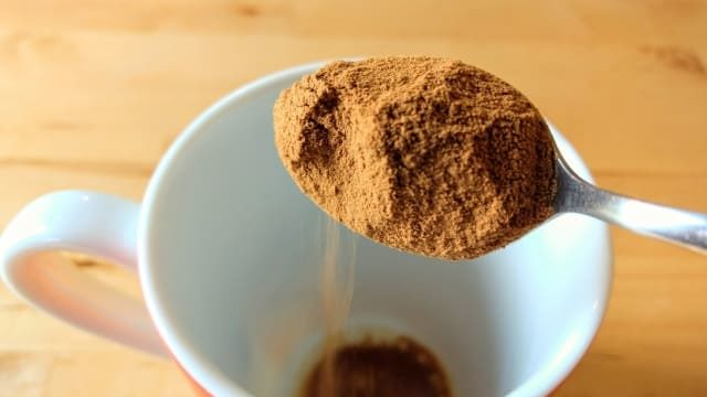 ココアにコーヒー混ぜる作り方
