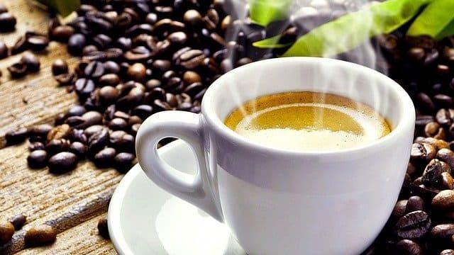 コーヒーココアのカフェイン量の違い