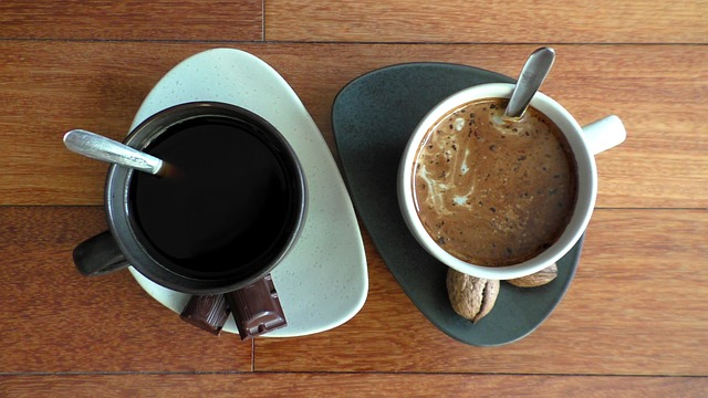 コーヒーとココア違う飲み物