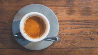 コーヒーとココア