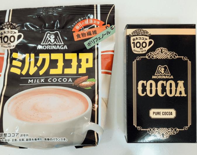 ココアパウダー商品