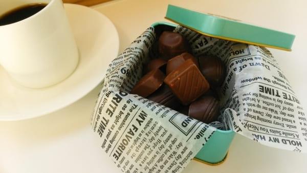 チョコレート コーヒー アレルギー