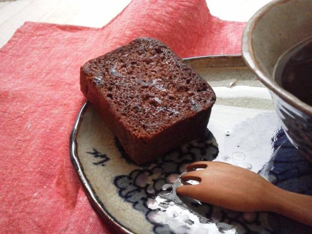 ココアパウダー コーヒー ケーキ