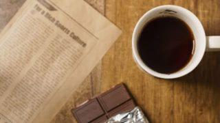 チョココーヒー簡単レシピ