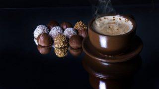 コーヒーにチョコレート効果効能
