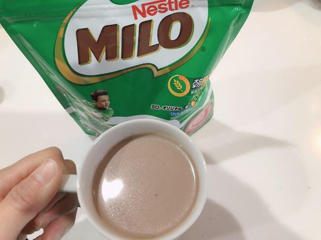 ミロ コーヒー 牛乳
