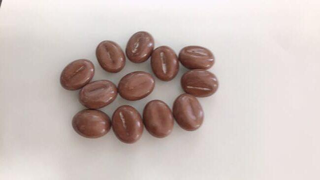 チョコレート コーヒー豆